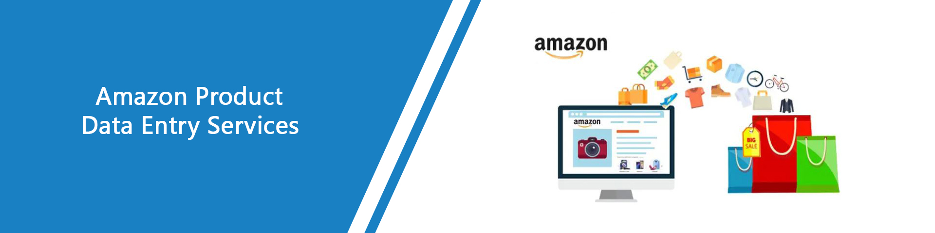 Amazon Product Data Entry Services