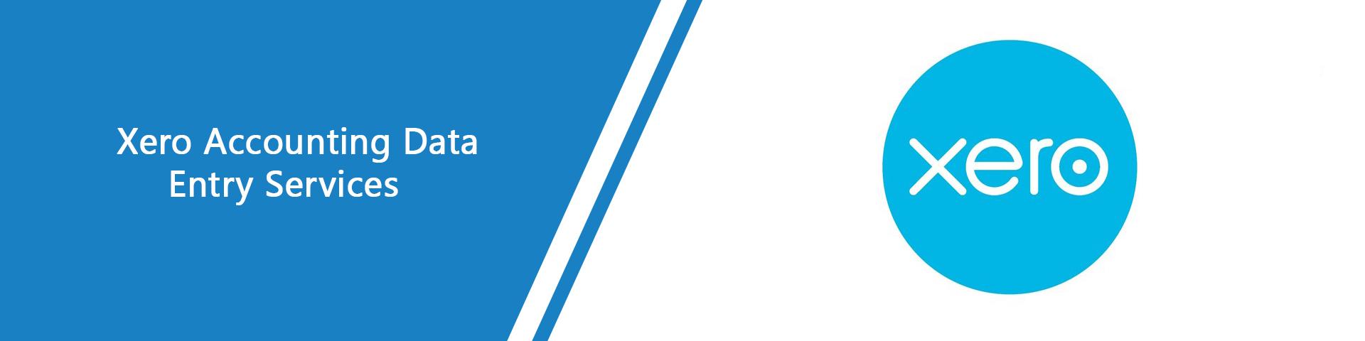 Xero Data Entry Services