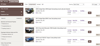 Data Collection from Online Auction Sites and Entering in Client's Database Before Auction
