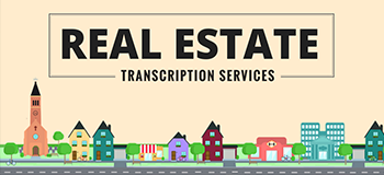 Real Estate Transcription Project from Audio Recordings of Narrator Describing Amenities of The Property