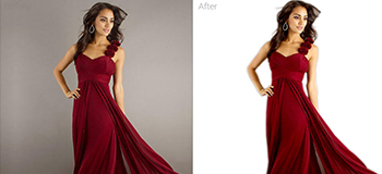 E-Commerce Image Editing and Background Removal Services for Client's Fashion Items