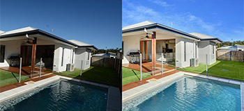 Real Estate Image Enhancement Services Requiring Balance Saturation, Adding and Eliminating Elements and Much More