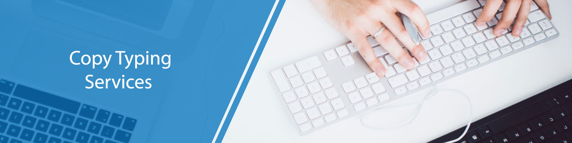 Copy typing Services