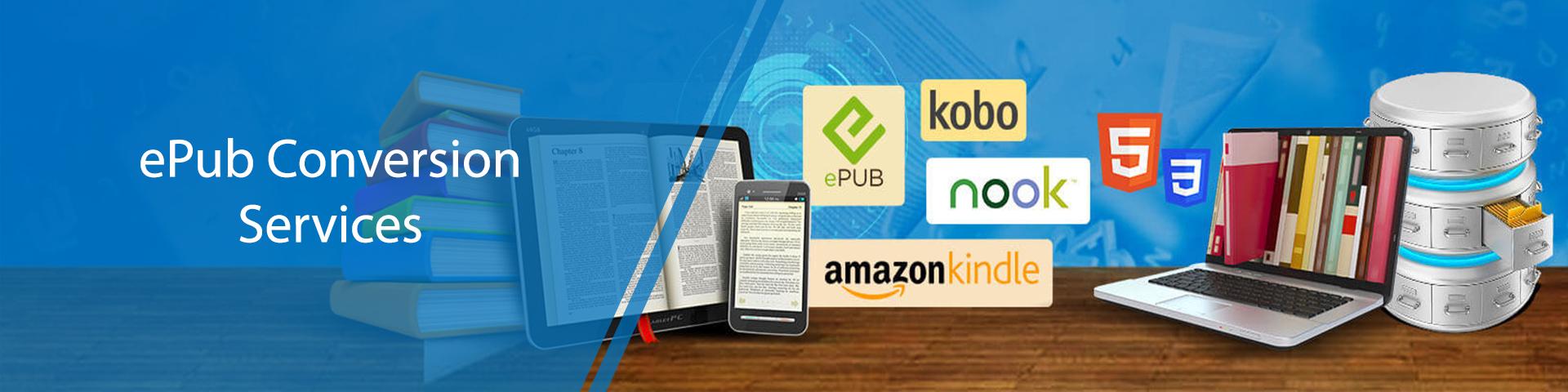 ePub Conversion Services