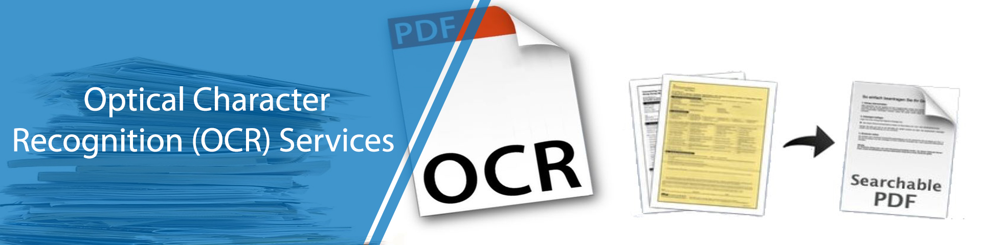OCR Cleanup Services