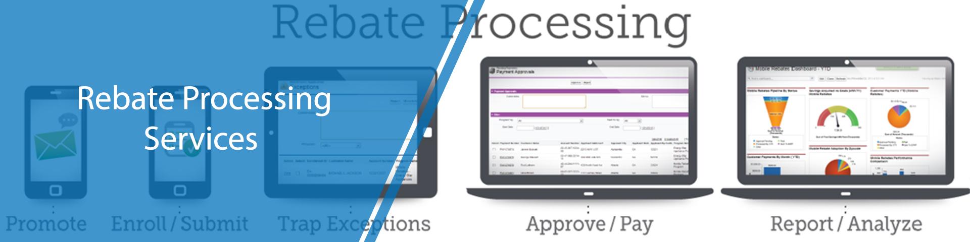 Rebate Processing Services