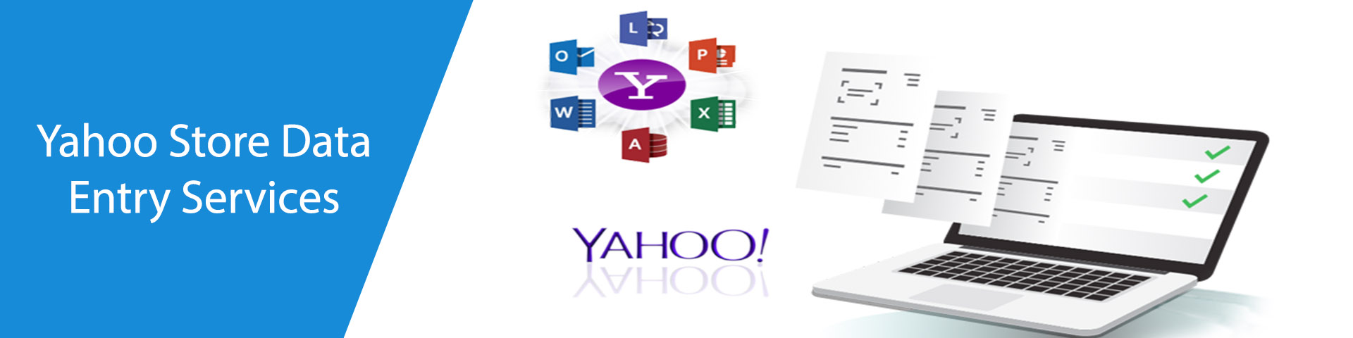 Yahoo Store Data Entry Services