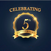 5 Years of Progress and Achievement for Om Data Entry India